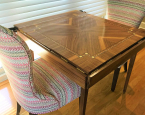 Expandable Game Table