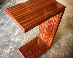Sofa Slider Table