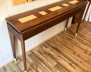 Modern Hall Table