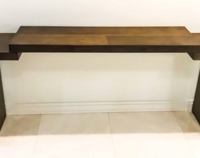 Sofa Bar w/  Raised Top