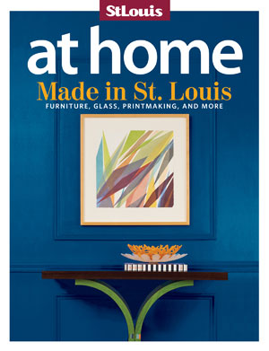 STL Mag - Blue Cover