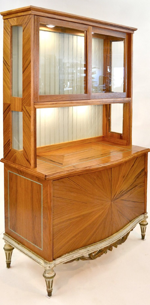 REPURPOSED HUTCH